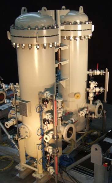Gas Coalescer Hydro Carbon Filtration Amp Separation
