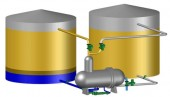 Tank Dewatering systems